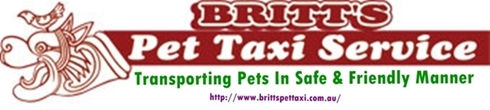 Britts Pet Taxi