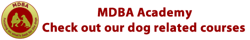 MDBA Courses